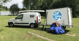 Mobile SUP Station